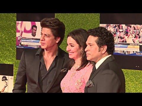 Sachin: A Billion Dreams Premier   Full Video 2   Sachin Tendulkar   Virat Kohli   Shah Rukh Khan