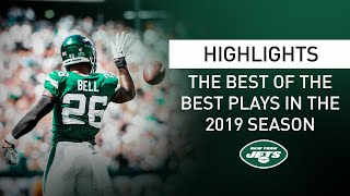 The Best Plays From The 2019 Season | New York Jets | NFL