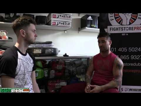 Razvan Piticas talks to FS Media ahead of Cage Kings Dublin