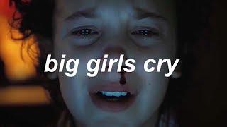Sia - big girls cry // Stranger Things (Español)