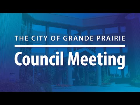 City Council Live  | Grande Prairie | March 18, 2020 | Special Meeting Of Council, COVID 19 Update