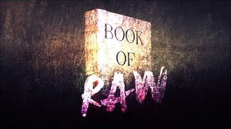 Book Of Raw - Charging Valhalla