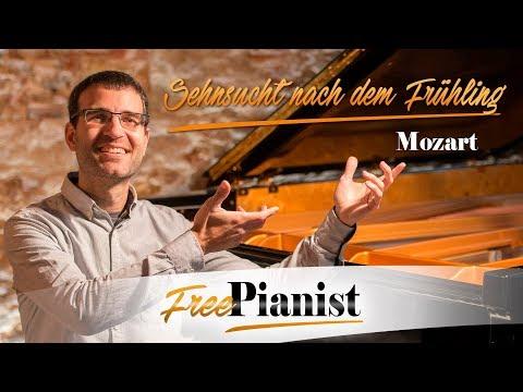 Sehnsucht nach dem Frühling KARAOKE - Mozart