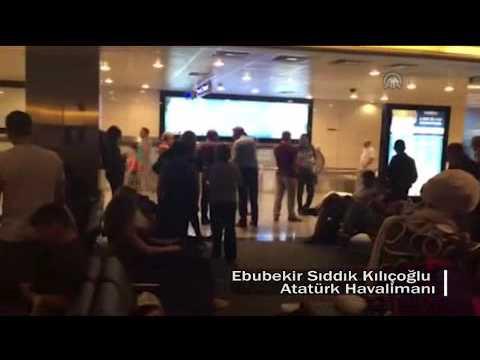 15 Temmuz gecesi Atatürk Havalimanı'nda yaşananlar