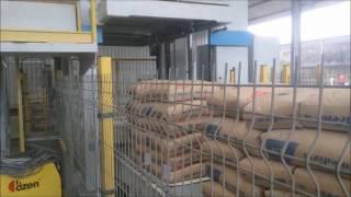Paletleme Makinası (Paletsiz 2500 Torba)