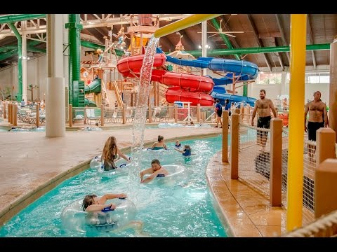Take a ride on a Great Wolf Lodge Slide as the Garden Grove resort is now open
