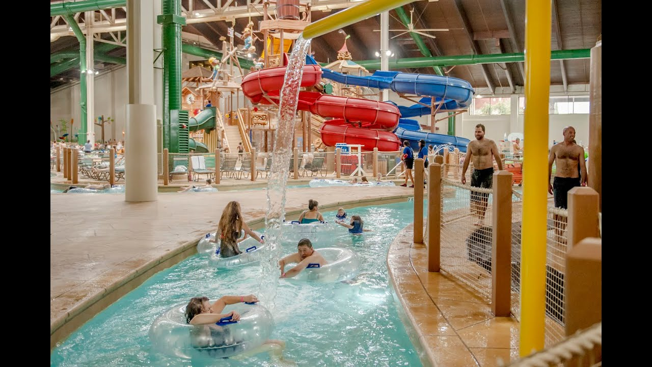 take a ride on a great wolf lodge slide as the garden grove resort is now open - Water Parks In Garden Grove