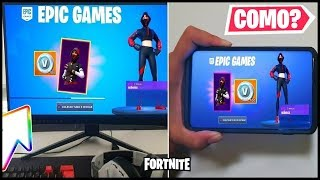 COMMENT GET the IKONIK WOMEN's SKIN à FORTNITE?