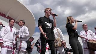 12 06 17 День города в Саранске. Фольклорный ансамбль «Торама»