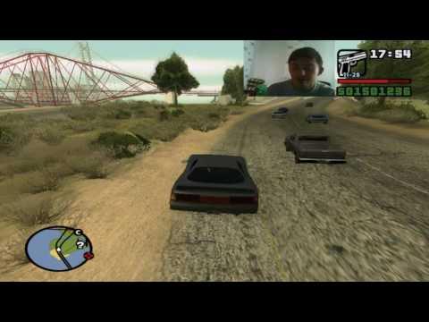 GTA: San Andreas: Миссия Импорт-экспорт (Список 3, часть 1)