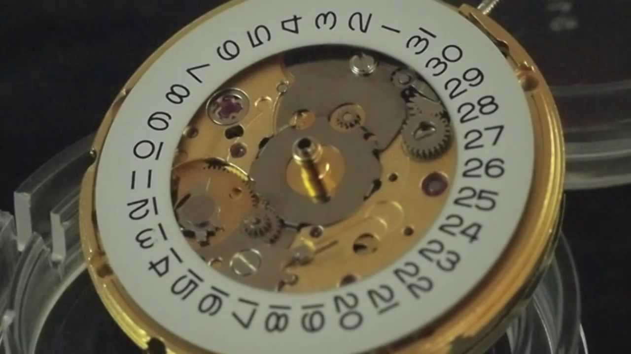 how to get a watch without movement working