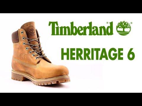 Timberland Heritage 6 in Premium, Men's AF 6 in