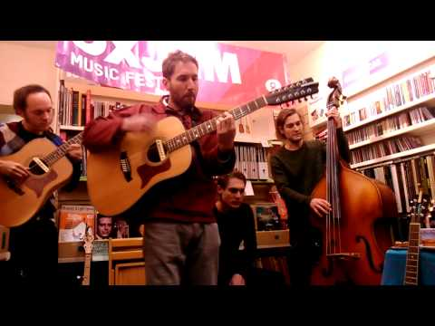 "Stornoway -  ""Farewell Appalachia"" at Oxfam Music Edinburgh 10th Nov 2014"