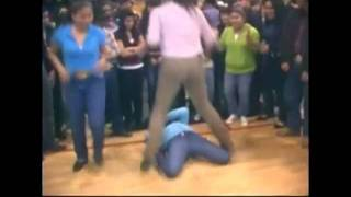 "Vaquero Shuffle Ranchero ""LMFAO - Party Rock Anthem"" Suelo Suelo Funny Dance"