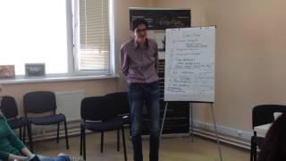 Обучение Презентация Рома - Раф-кофе