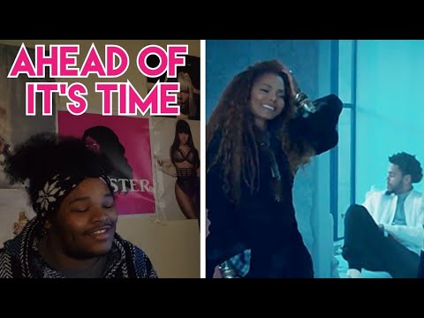Janet Jackson- No Sleep ft. J.Cole Video (REACTION)
