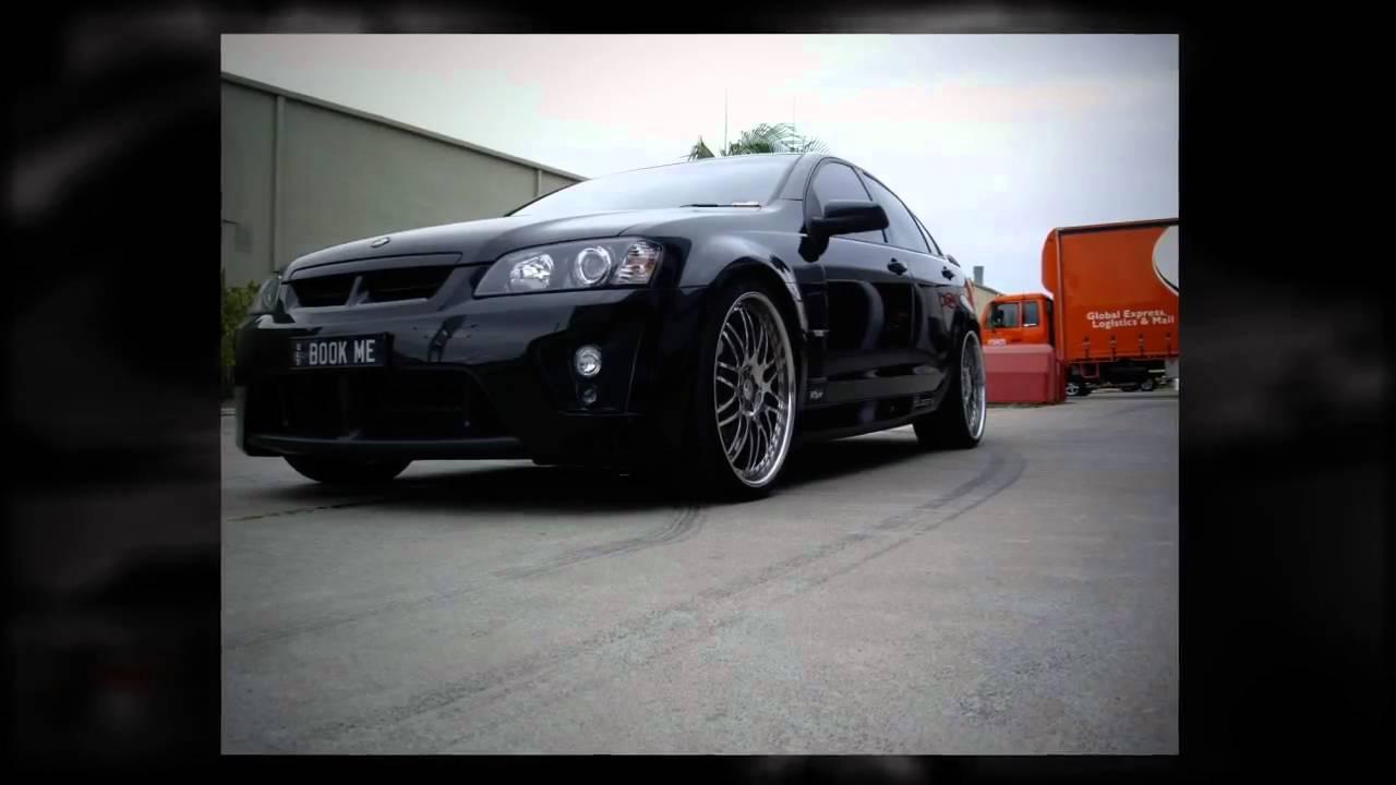 F1 Wheel & Tyre: Holden VE ClubSport lowered 22 inch ...  F1 Wheel & Tyre...