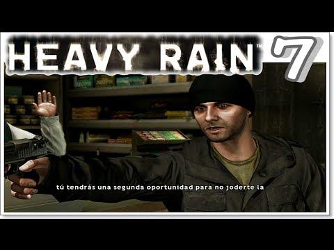 Heavy Rain - » Parte 7 « - Español [HD]