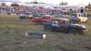 2014 Pictou Demolition Derby Front Wheel Drive Class