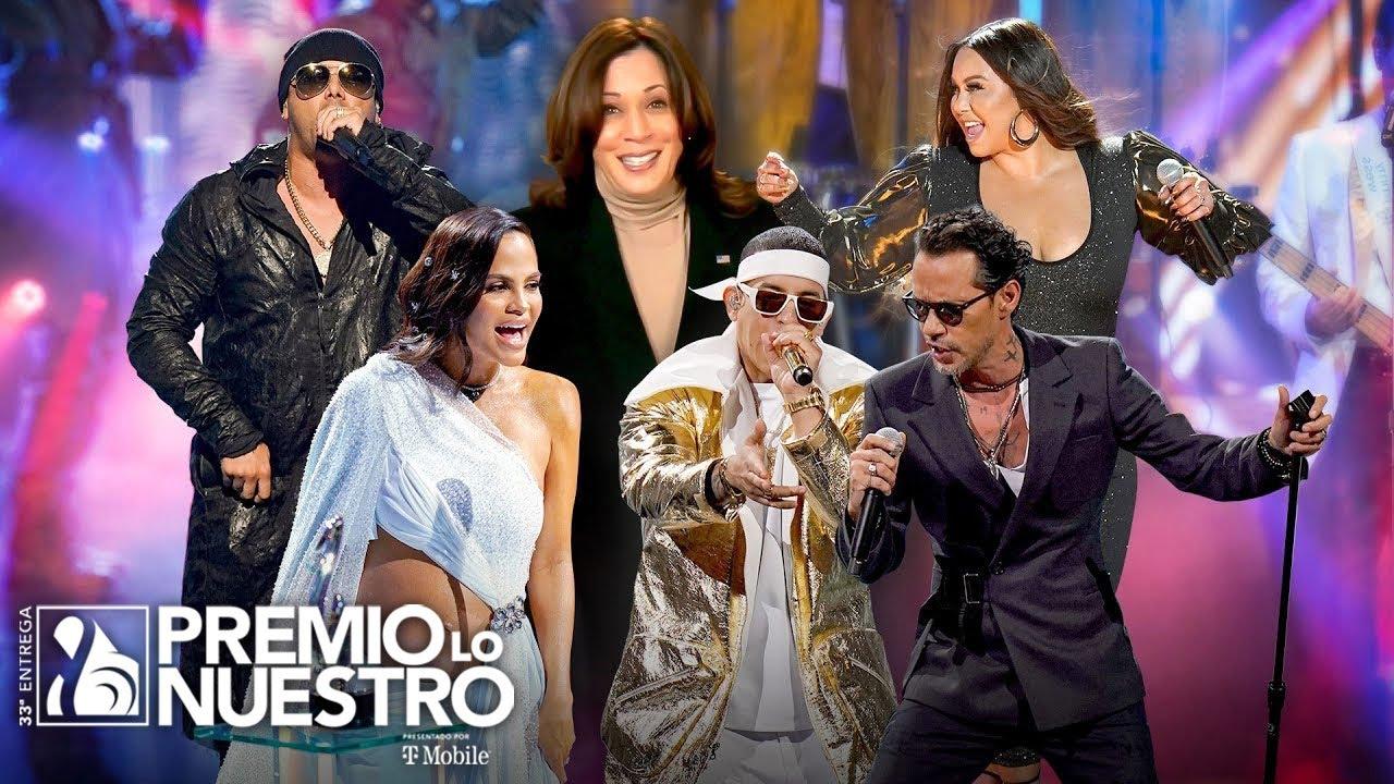 Sorpresas Inolvidables de Premios Lo Nuestro 2021