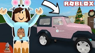BUYING A NEW CAR! ROBLOX WELCOME TO BLOXBURG