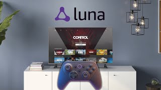 Amazon Luna   New Cloud Gaming (Launch Trailer)