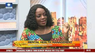 Experts Discuss Mental Health And It's Management |Sunrise|