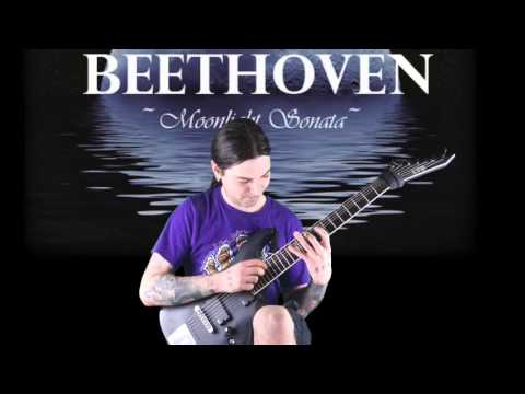 Moonlight Sonata (3rd Movement) Meets Metal