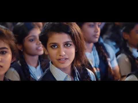 Priya Prakash Varrior New Song||Malayalam ||2018||Hindi mix