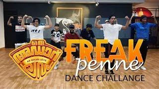 Oru Adaar Love | Freak Penne Dance Challenge | Choreo Grooves X MMM