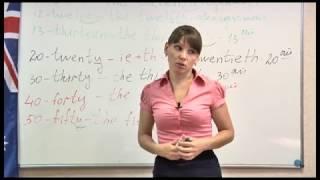 Английский на 5! Урок 7. Тема «Порядковые числительные»