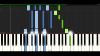 thefatrat monody feat laura brehm piano tutorial
