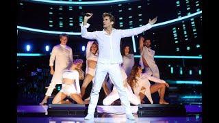 Fran Dieli imita a Ricky Martin con 'Vente pa' ca' - Tu Cara Me Suena