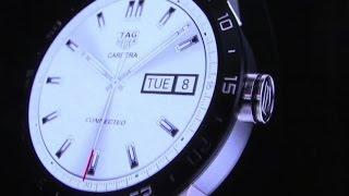 Tag Heuer lancia il primo smartwatch di lusso Android