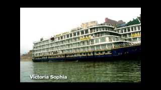Recommened Yangtze River Cruise Ships
