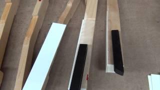 keytops for pianos & organs