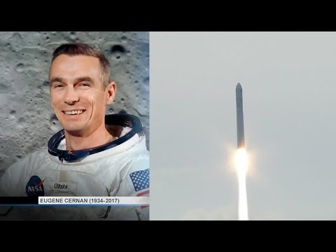 OA-8 S.S. Gene Cernan Cygnus launched by Antares 230
