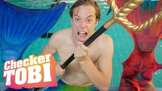 Der Schwimm-Check | Reportage für Kinder | Checker Tobi