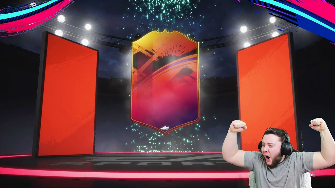 BACK TO BACK FUT HEADLINERS IN A PACK!! INSANE 125K PACKS!! FIFA 19 ULTIMATE TEAM