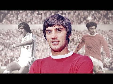 Footballs Greatest  George Best Documentary