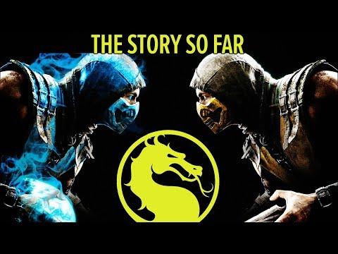Mortal Kombat 11- The Story So Far