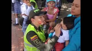 ACTIVIDAD DE LA POLICIA ESTACIÓN GUAVATA