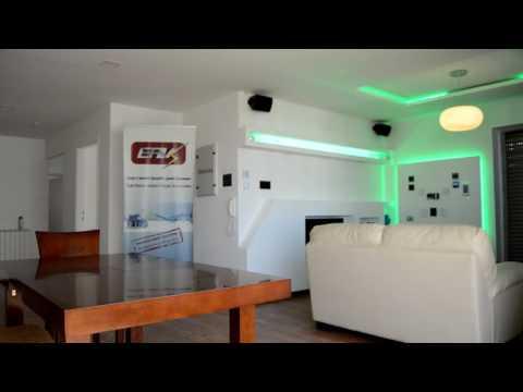 Smarthome Palestine Showroom Video