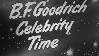 CELEBRITY TIME with Kitty Carlisle - Newly discovered clip from a LOST SERIES! (Oct 1, 1950)