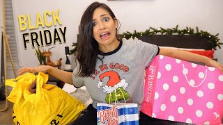 Black Friday Haul 2019 + Giveaway! | Bethany Mota