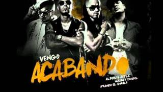 "Alberto Style ft. Wisin & Yandel & Franco ""El Gorila"" - Vengo Acabando (Official Remix) + Descarga"