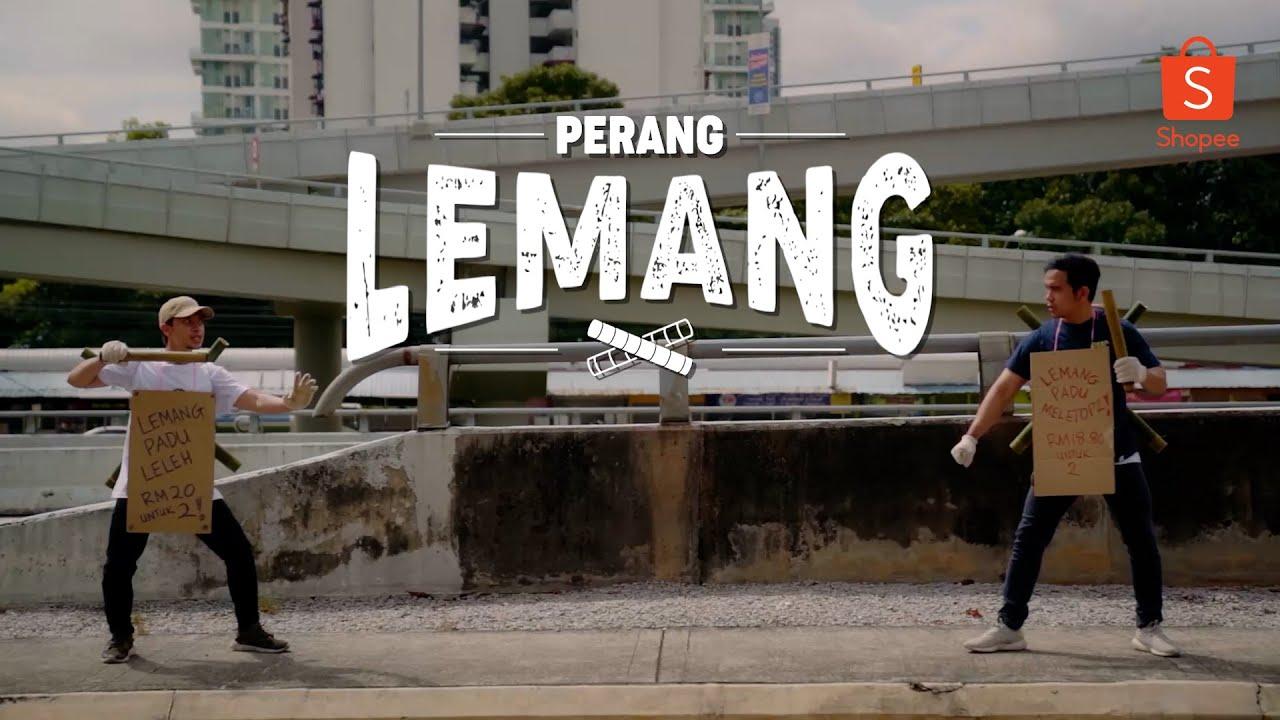 PERANG LEMANG?!