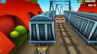 Subway Surfers ВЫПУСК №3