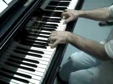 Foggy Day - Piano Solo