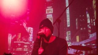 Mesh - When the city breathes (live Warsaw 24.03.2013)